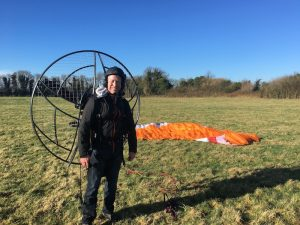 paramotor traininig