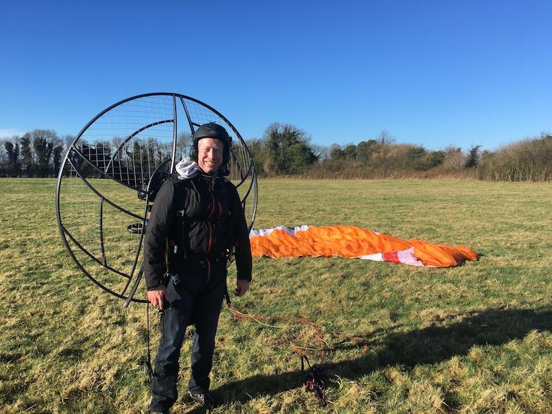 Paramotoring Ireland | Powered paragliding trainingParamotoring Ireland